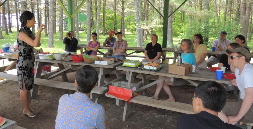CAFAM picnic 2