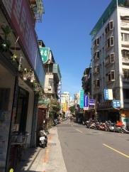 泰顺街. Taishun Street.