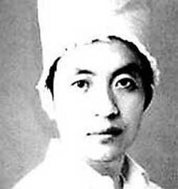 Poet Gu Cheng (1956-93)