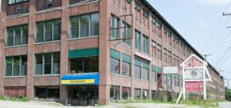 The former Lunn and Sweet shoe mill buildings at 67 Minot Ave. in Auburn and adjacent properties have been sold.